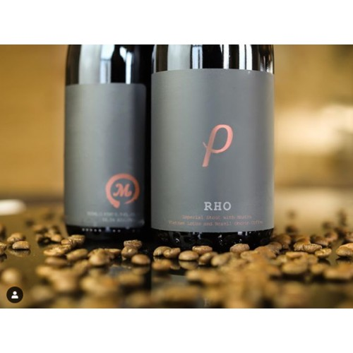 Equilibrium - Mostra Coffee: Rho – Lotus and Oberon bottle