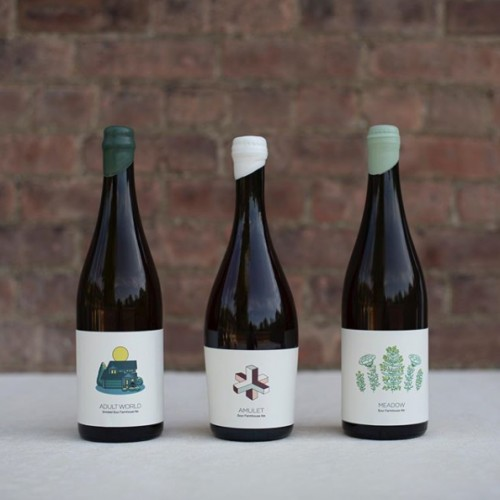 Hudson Valley Special 3 bottle Set: Amulet, Meadow, and Adult World bottle