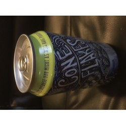 2 cans Firefly Hollow Brewing's Cone Flakes