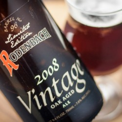 Rodenbach vintage 08 + 2x Caractere rouge '11 FREE SHIPPING