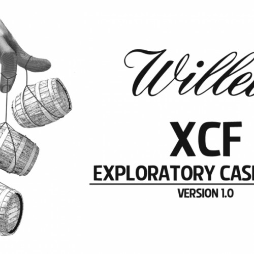 WILLETT XCF EXPLORATORY CASK FINISH VERSION 1.0