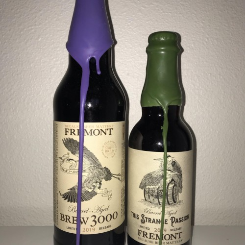 Fremont Brewing - Brew 3000 & This Strange Passion (Price Includes Shipping)