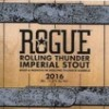 Rogue Rolling Thunder Imperial Stout 1 Liter