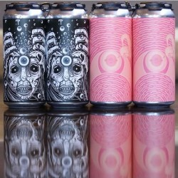Tired Hands Rose Panna Cotta Milkshake x2