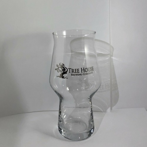 TREE HOUSE:  Craftmaster Glass (Black design)