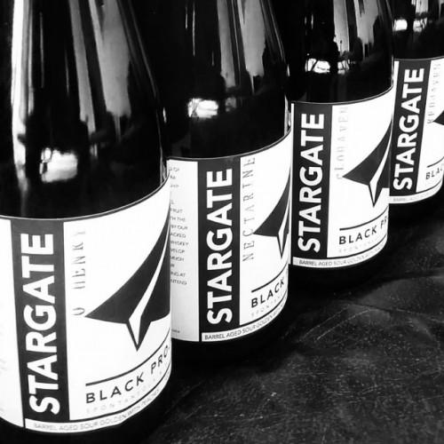 Black Project - Full set of Stargate (latest release) - 4 total bottles